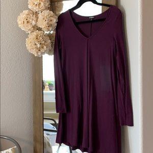 Express spandex Long sleeves dress